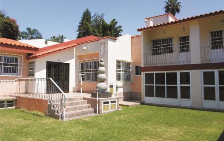 Foto de casa en renta en  nonumber, delicias, cuernavaca, morelos, 1541910 No. 03