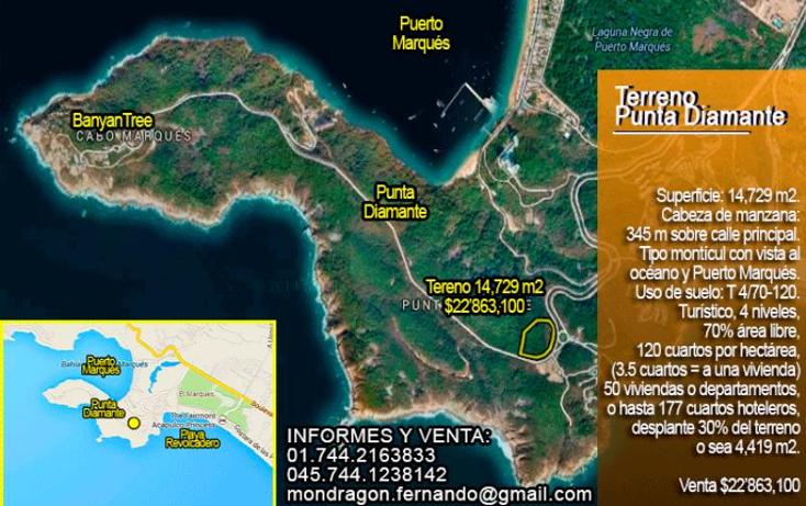 Foto de terreno comercial en venta en  nonumber, diamante, chilapa de álvarez, guerrero, 1377881 No. 01