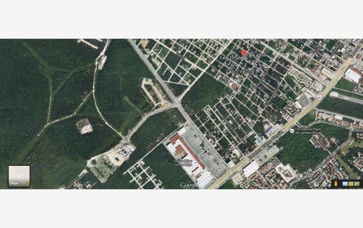Foto de terreno habitacional en venta en  nonumber, ejidal, solidaridad, quintana roo, 602569 No. 01