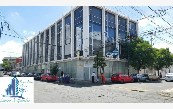 Foto de edificio en renta en  nonumber, el carmen, puebla, puebla, 2042992 No. 01