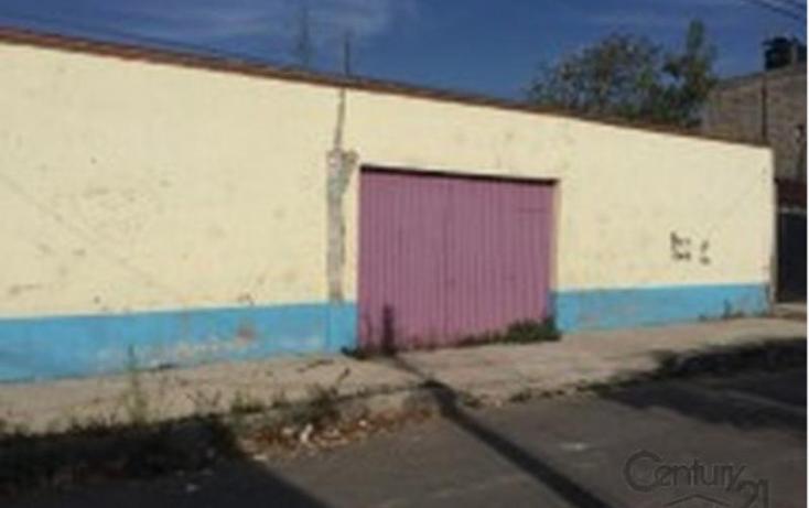 Foto de terreno habitacional en venta en  nonumber, el chamizal, ecatepec de morelos, méxico, 857999 No. 01