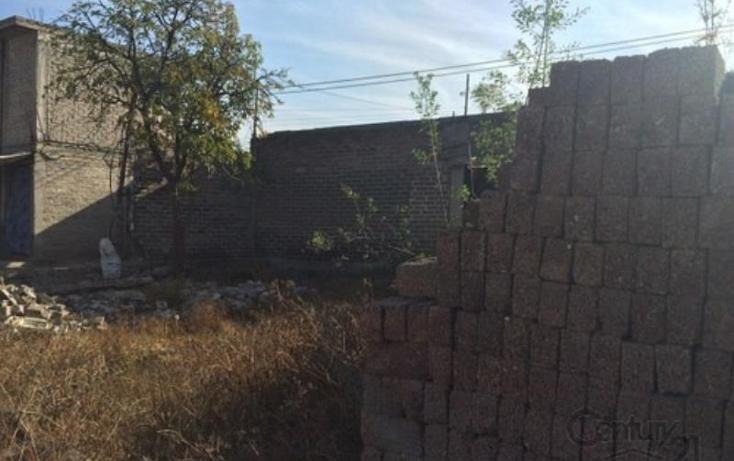 Foto de terreno habitacional en venta en  nonumber, el chamizal, ecatepec de morelos, méxico, 857999 No. 05