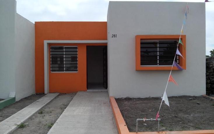 Foto de casa en venta en  nonumber, el cortijo, villa de ?lvarez, colima, 1582448 No. 01
