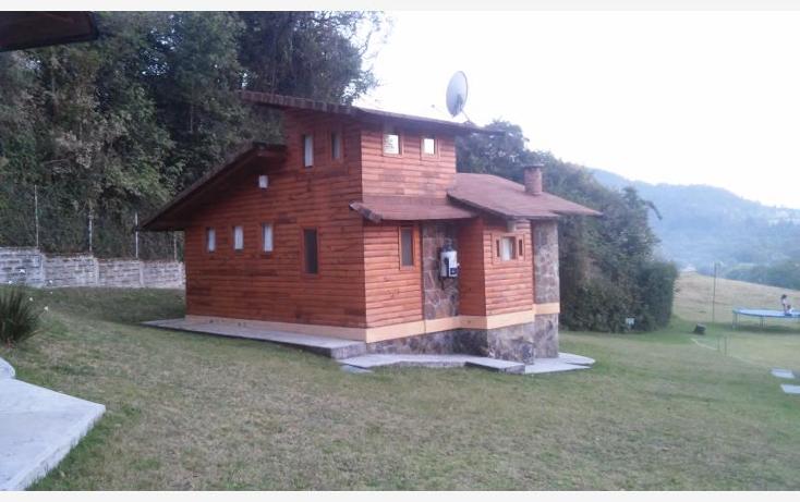 Foto de casa en venta en  nonumber, el fresno, valle de bravo, méxico, 979487 No. 01
