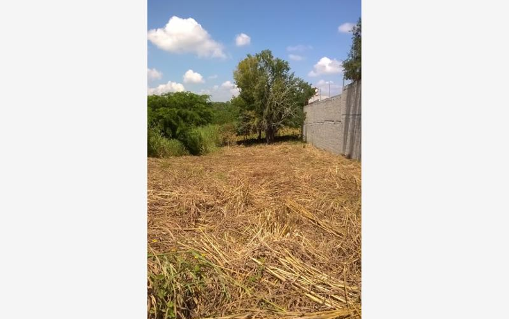 Foto de terreno habitacional en venta en  nonumber, el jobo, tuxtla guti?rrez, chiapas, 1447101 No. 01