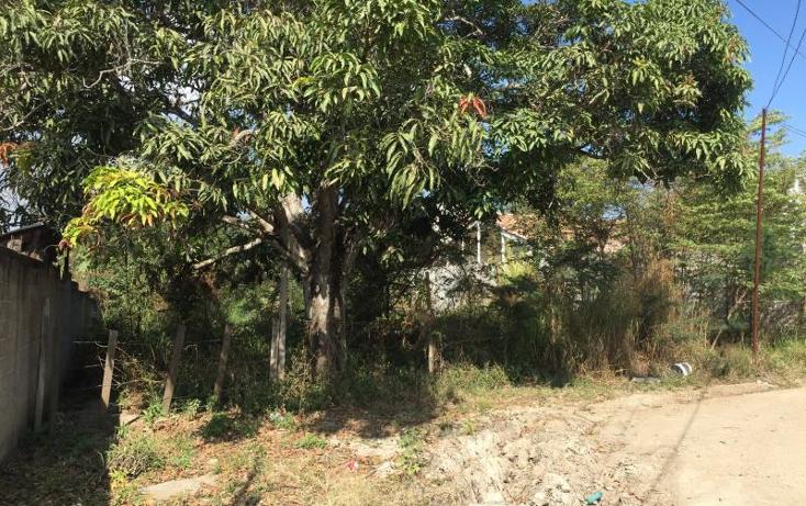 Foto de terreno habitacional en venta en  nonumber, el jobo, tuxtla guti?rrez, chiapas, 1611990 No. 01