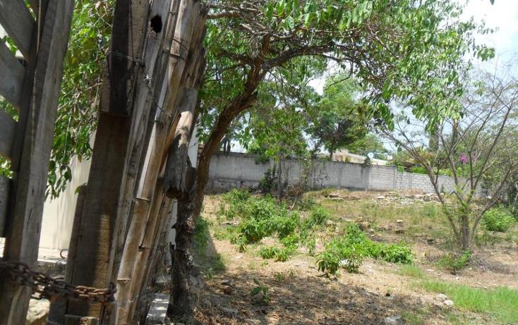Foto de terreno habitacional en venta en  nonumber, el jobo, tuxtla gutiérrez, chiapas, 956059 No. 03