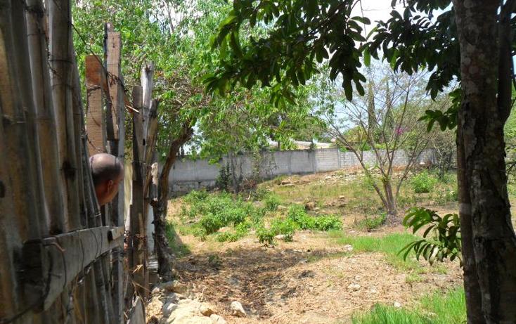 Foto de terreno habitacional en venta en  nonumber, el jobo, tuxtla gutiérrez, chiapas, 956059 No. 04