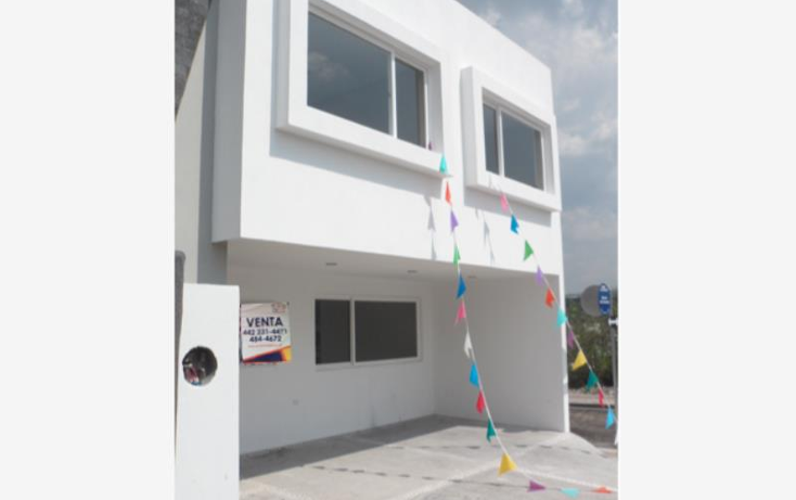Foto de casa en venta en  nonumber, el mirador, el marqu?s, quer?taro, 1804108 No. 02