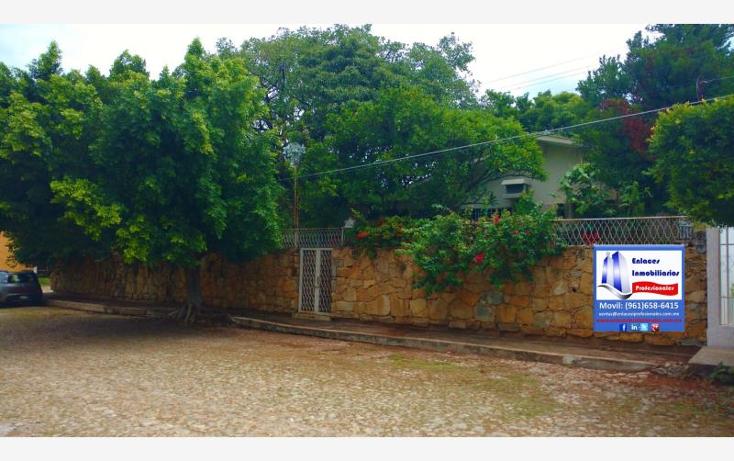 Foto de casa en venta en  nonumber, el mirador, tuxtla gutiérrez, chiapas, 1985696 No. 01