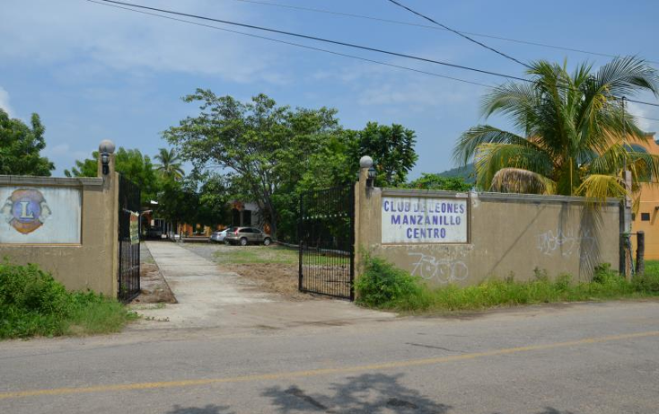 Foto de terreno habitacional en venta en  nonumber, el naranjo, manzanillo, colima, 1374833 No. 01
