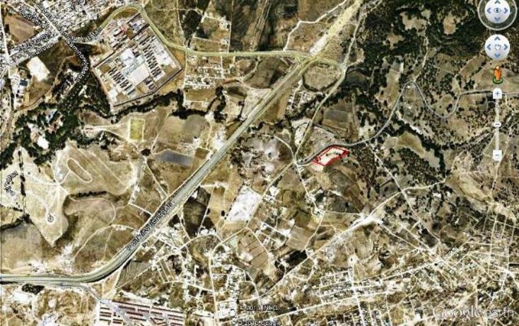 Foto de terreno habitacional en venta en  nonumber, el ocote, huauchinango, puebla, 894363 No. 04