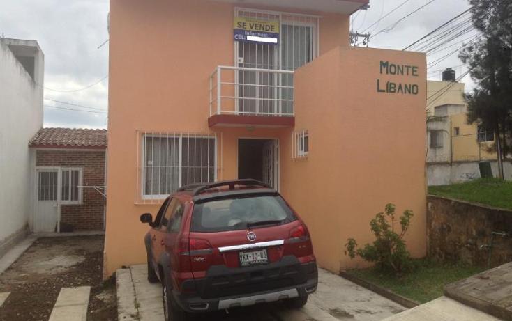Foto de casa en venta en  nonumber, el olmo, xalapa, veracruz de ignacio de la llave, 1824158 No. 02