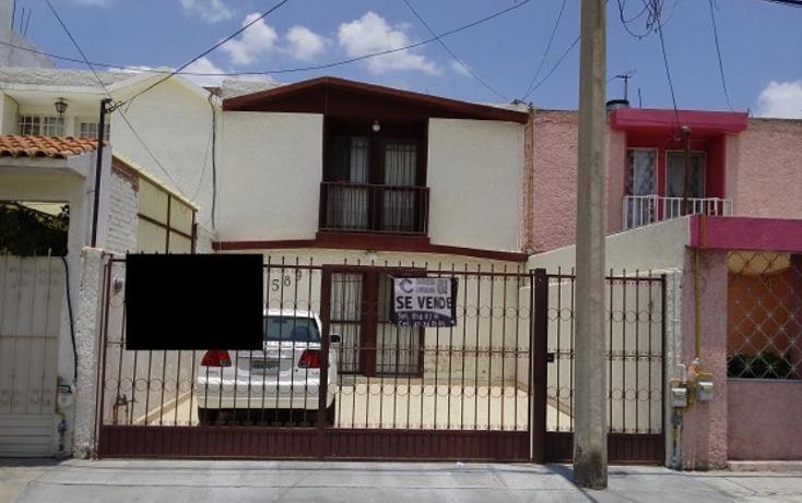 Foto de casa en venta en  nonumber, el paseo, san luis potos?, san luis potos?, 1214085 No. 01