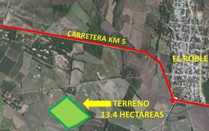 Foto de terreno industrial en venta en  nonumber, el roble, mazatlán, sinaloa, 985557 No. 05