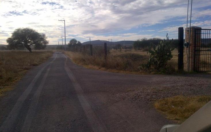 Foto de terreno comercial en venta en  nonumber, el rodeo, el marqu?s, quer?taro, 1086731 No. 04