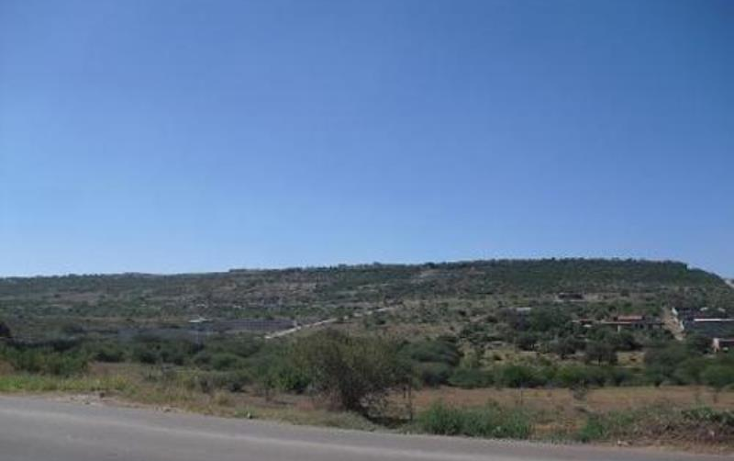 Foto de terreno comercial en venta en  nonumber, el salitre, querétaro, querétaro, 810301 No. 07