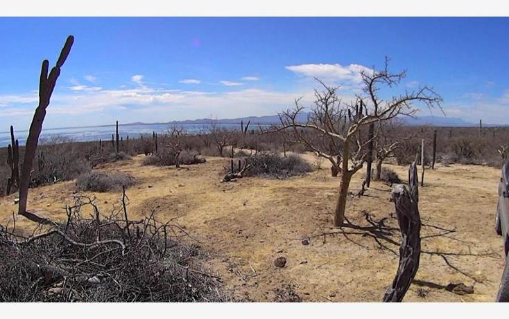 Foto de terreno habitacional en venta en  nonumber, el sargento, la paz, baja california sur, 1340797 No. 03