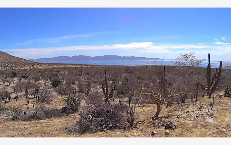 Foto de terreno habitacional en venta en  nonumber, el sargento, la paz, baja california sur, 1340797 No. 05