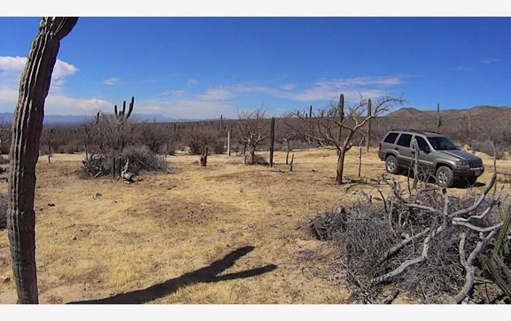 Foto de terreno habitacional en venta en  nonumber, el sargento, la paz, baja california sur, 1340797 No. 07