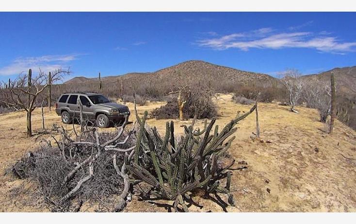 Foto de terreno habitacional en venta en  nonumber, el sargento, la paz, baja california sur, 1340797 No. 08