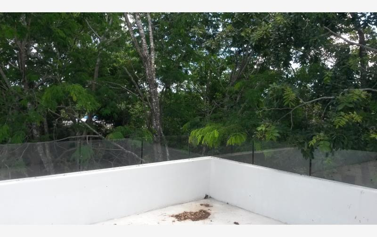 Foto de casa en venta en  nonumber, el tigrillo, solidaridad, quintana roo, 522700 No. 28