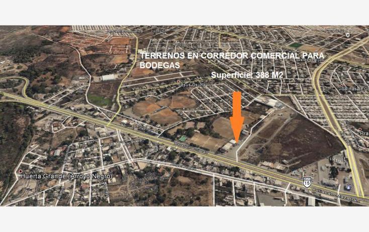 Foto de terreno comercial en venta en  nonumber, el venadillo, mazatl?n, sinaloa, 1699704 No. 02