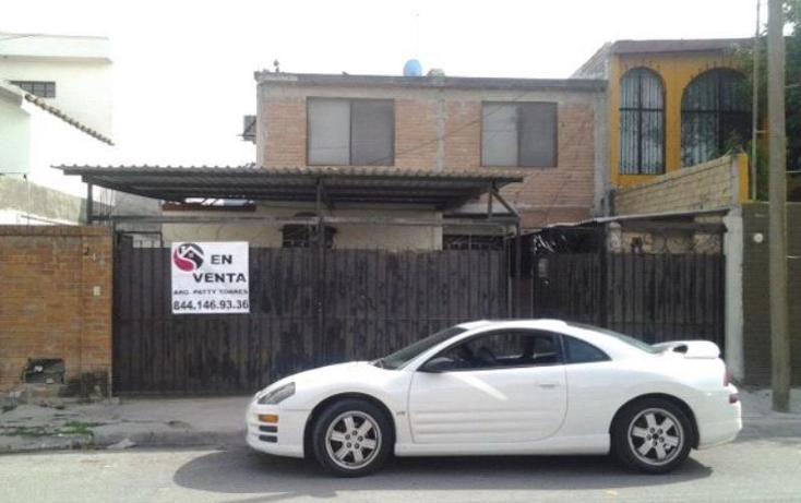 Foto de casa en venta en  nonumber, europa, saltillo, coahuila de zaragoza, 1622400 No. 01