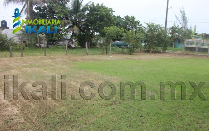 Foto de terreno habitacional en venta en  nonumber, fecapomex, tuxpan, veracruz de ignacio de la llave, 1023499 No. 04