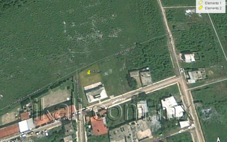 Foto de terreno habitacional en venta en  nonumber, fecapomex, tuxpan, veracruz de ignacio de la llave, 1363771 No. 03