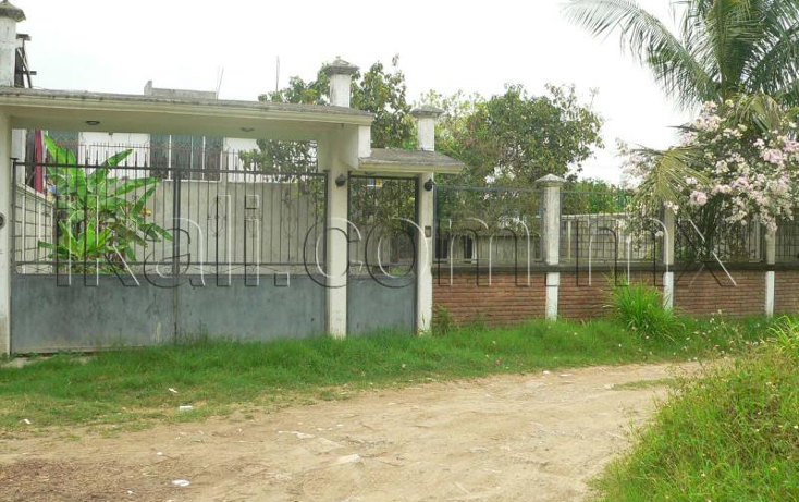 Foto de terreno habitacional en venta en  nonumber, fecapomex, tuxpan, veracruz de ignacio de la llave, 885389 No. 01
