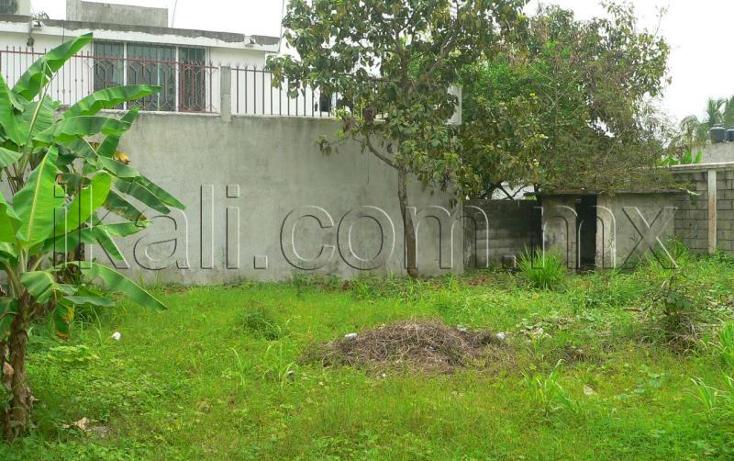 Foto de terreno habitacional en venta en  nonumber, fecapomex, tuxpan, veracruz de ignacio de la llave, 885389 No. 03