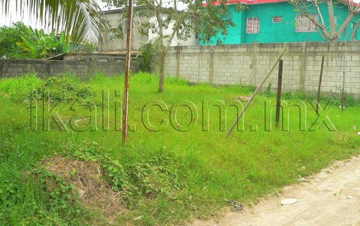 Foto de terreno habitacional en venta en  nonumber, fecapomex, tuxpan, veracruz de ignacio de la llave, 885389 No. 06