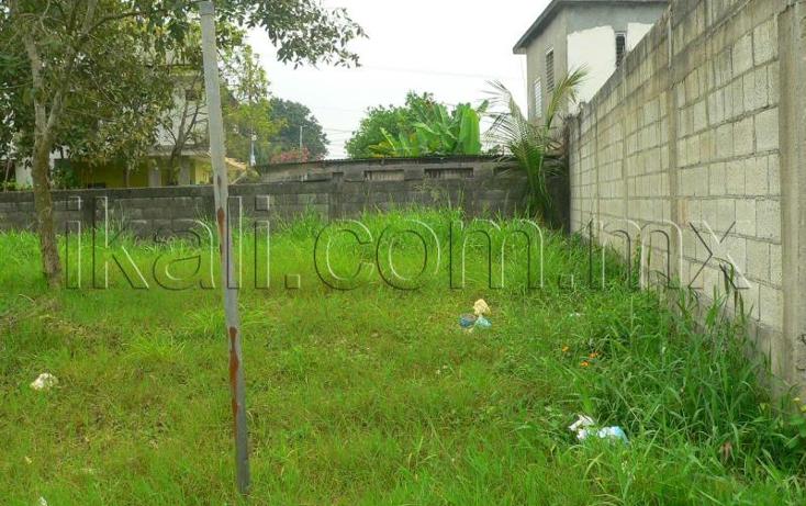 Foto de terreno habitacional en venta en  nonumber, fecapomex, tuxpan, veracruz de ignacio de la llave, 885389 No. 07