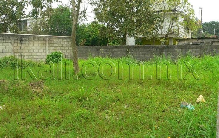 Foto de terreno habitacional en venta en  nonumber, fecapomex, tuxpan, veracruz de ignacio de la llave, 885389 No. 08