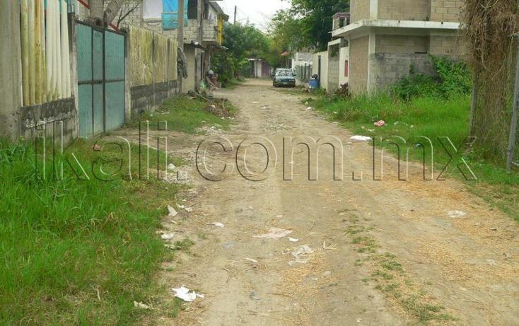 Foto de terreno habitacional en venta en  nonumber, fecapomex, tuxpan, veracruz de ignacio de la llave, 885389 No. 10