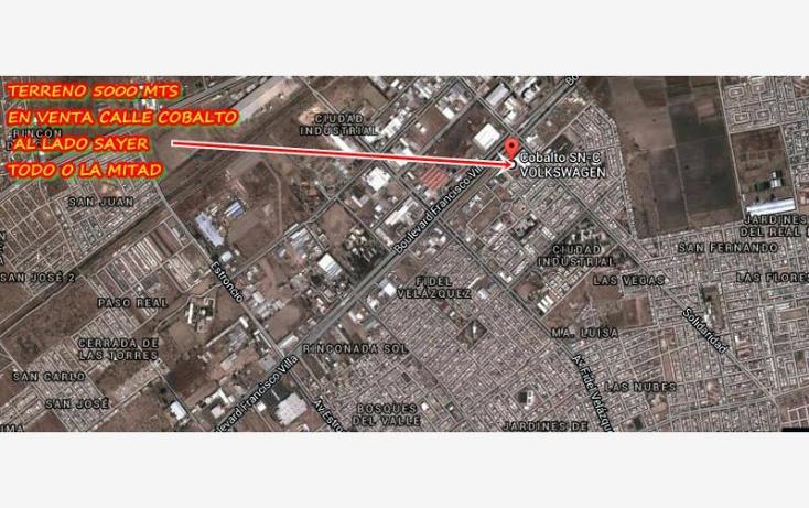 Foto de terreno industrial en venta en  nonumber, fideicomiso ciudad industrial, durango, durango, 608109 No. 09