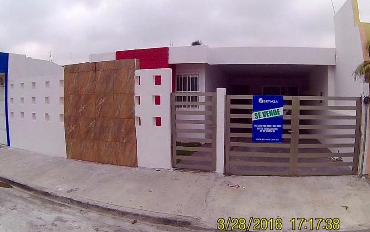 Foto de casa en venta en  nonumber, floresta, veracruz, veracruz de ignacio de la llave, 2008160 No. 02
