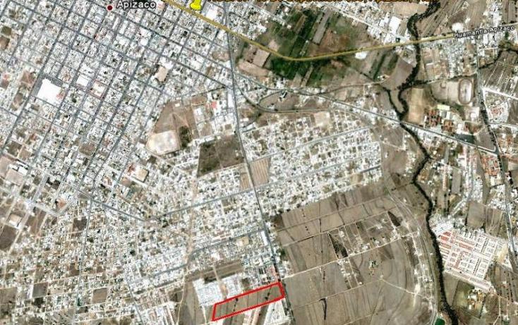 Foto de terreno habitacional en venta en  nonumber, fovissste loma verde, apizaco, tlaxcala, 395328 No. 03