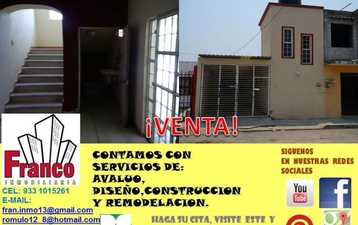 Foto de casa en venta en  nonumber, gobernadores, comalcalco, tabasco, 1934548 No. 06