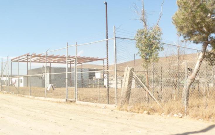Foto de terreno habitacional en venta en  nonumber, granjas princesas del sol, tijuana, baja california, 1447311 No. 07