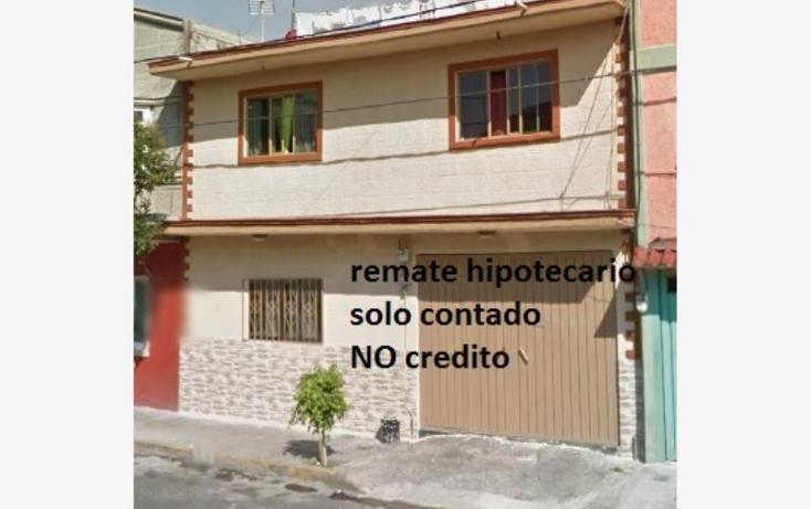 Foto de casa en venta en  nonumber, guadalupe proletaria, gustavo a. madero, distrito federal, 2046620 No. 03