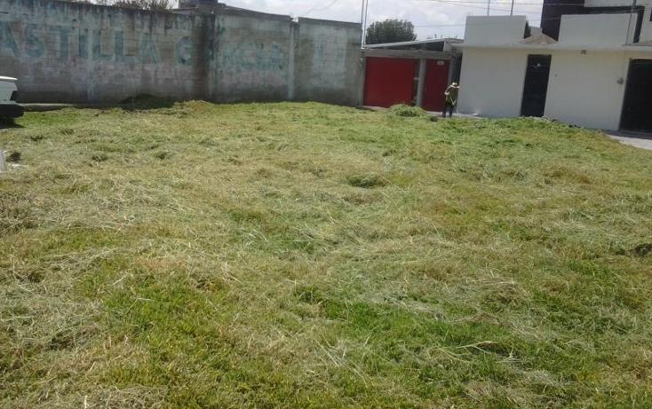 Foto de terreno habitacional en venta en  nonumber, guadalupe victoria (la capilla), lerma, m?xico, 1385729 No. 01