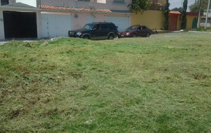 Foto de terreno habitacional en venta en  nonumber, guadalupe victoria (la capilla), lerma, m?xico, 1385729 No. 03