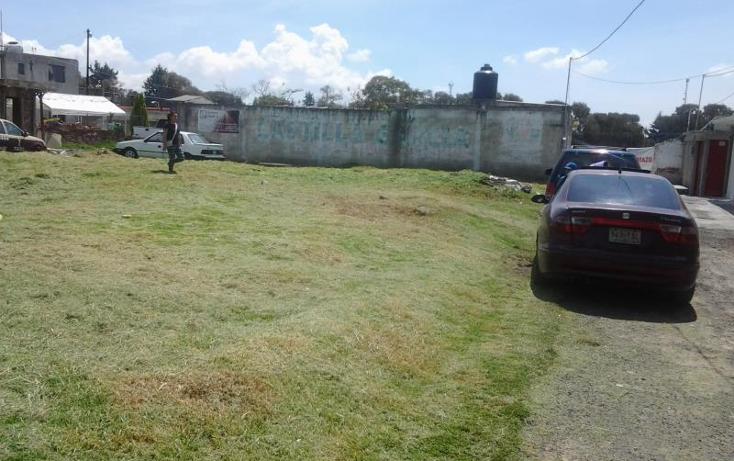 Foto de terreno habitacional en venta en  nonumber, guadalupe victoria (la capilla), lerma, m?xico, 1385729 No. 05
