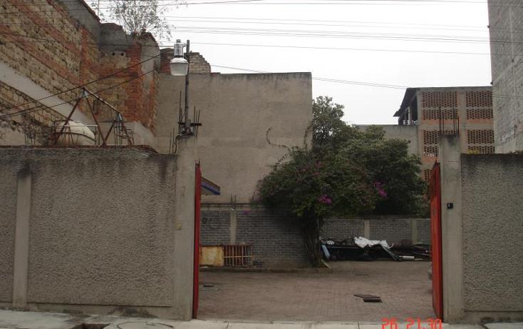 Foto de terreno habitacional en venta en  nonumber, guerrero, cuauht?moc, distrito federal, 1567660 No. 01