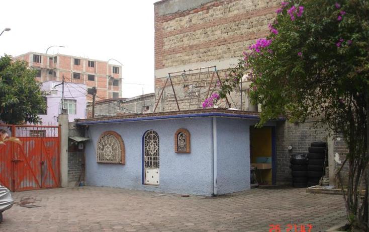 Foto de terreno habitacional en venta en  nonumber, guerrero, cuauht?moc, distrito federal, 1567660 No. 08