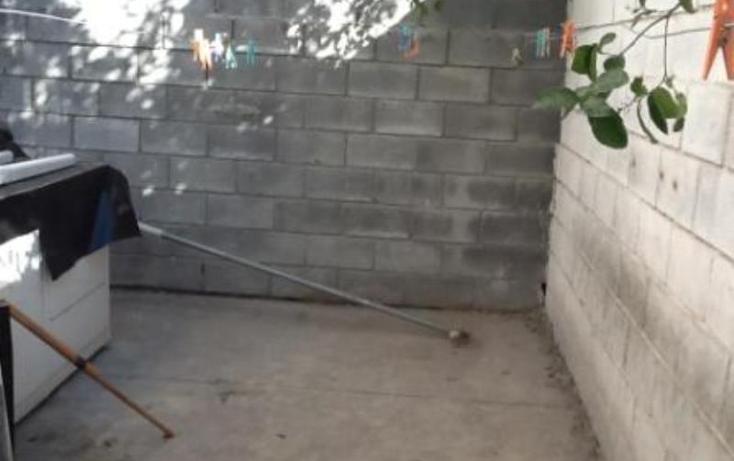 Foto de casa en venta en  nonumber, hacienda los encinos, apodaca, nuevo león, 1628342 No. 10