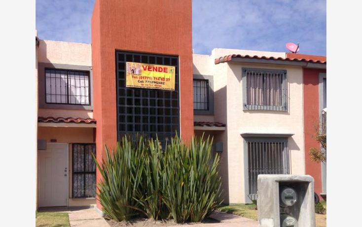 Foto de casa en venta en  nonumber, hacienda margarita, mineral de la reforma, hidalgo, 1570418 No. 01