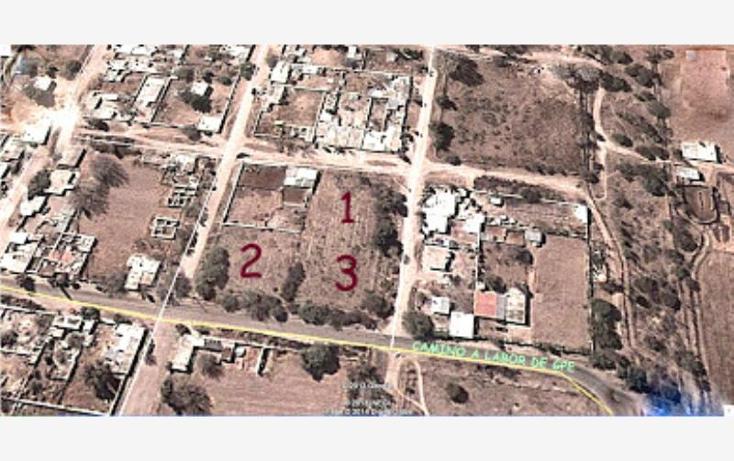 Foto de terreno habitacional en venta en  nonumber, hidalgo, durango, durango, 1415225 No. 01